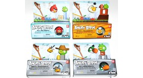 Angry Birds Building Set Lot