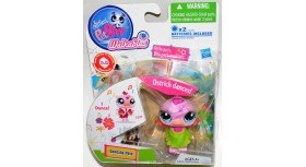 Littlest Pet Shop Walkables Ostrich Dances