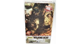 amc Walking Dead Puzzle