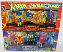 The Uncanny X-Men Mutant Hall of Fame Figures Set