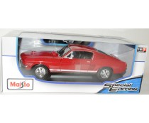MA 1967 Ford Mustang GTA Fastback