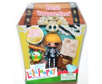 Mini Lalaloopsy Patch's Treasure Hunt Pirate Doll