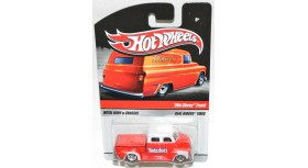 HW Delivery Twizzlers '50s Chevy Truck