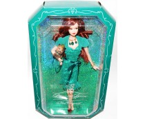 Birthstone Beauties Collection Miss Emerald May Barbie Doll