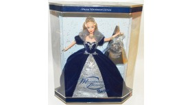 Millennium Princess Happy New Year 2000 Barbie Doll