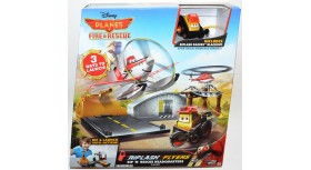 Disney Planes Fire & Rescue Rip 'N' Rescue Headquarters Playset