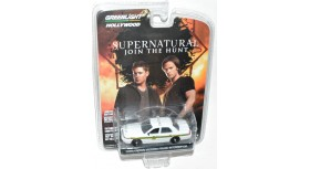 GL Supernatural Ford Crown Victoria Police Interceptor