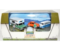 Greenlight Campsite Cruisers Green Machine