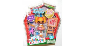 Mini Lalaloopsy Spot's New Masterpiece Doll