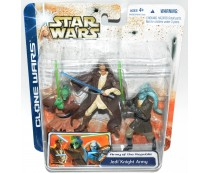 Star Wars Clone Wars Jedi Knight Army