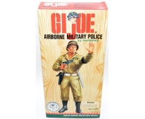 G.I. Joe Airborne Military Police Figure Doll