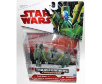 Star Wars Transformers Crossovers Cad Bane to Xanadu Blood