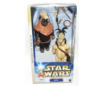 Star Wars Return of the Jedi Battle of Endor Ewoks