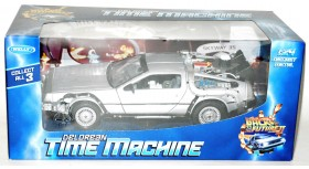 Welly Back to the Future Delorean Time Machine