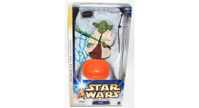Star Wars Attack of the Clones Yoda Figure Doll