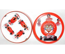 Action Target Ganassi 4 For 4 CHAMPIONS 4 IN A ROW 4 CAR SET