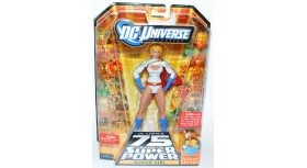 DC Universe Power Girl Figure