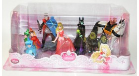 Disney's Sleeping Beauty Aurora Figurine Playset