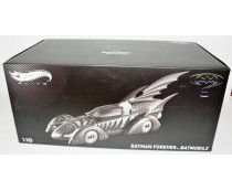 HW Elite Batman Forever Batmobile 1/18