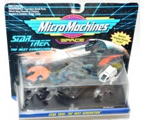 Micro Machines Star Trek: The Next Generation - Collection 4