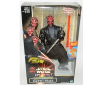 Electronic Talking Darth Maul Figure