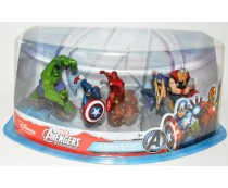 Disney Avengers Figurine Playset