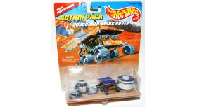 HW Rover Mission to Mars Action Pack