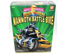Mighty Morphin' Power Rangers Mammoth Battle Bike