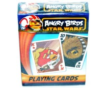 Angry Birds Star Wars Playing Cards