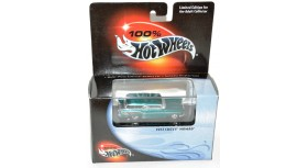 100% Hot Wheels 1957 Chevy Nomad