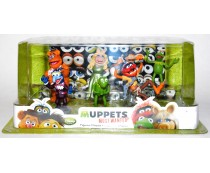 Disney Muppets Most Wanted Figurine Playset