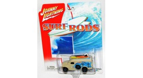 JL Surf Rods WW II Ambulance