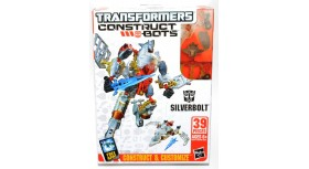 Transformers Construct-Bots Silverbolt
