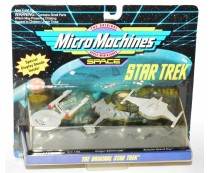 Star Trek Micro Machines Set