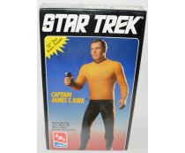 Captain James T. Kirk Figure Kit