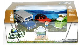 Greenlight Motor World Campsite Cruisers