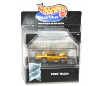 Hot Wheels Collectibles King 'kuda