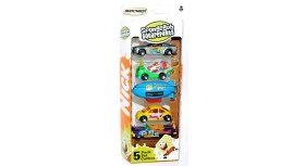 Matchbox Spongebob Squarepants 5 Pack Set Coffret