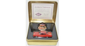 Collector Club Tin 1967 Plymouth Hemi Belvedere