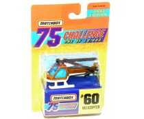 Matchbox 75 Challenge Helicopter