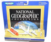 Micro Machines National Geographic Space Pioneers