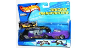 Hot Wheels Truckin' Transporters Pack