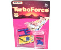Matchbox Turbo Force Speed King Ferrari Pack