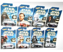 Hot Wheels 2015 Star Wars Complete Set