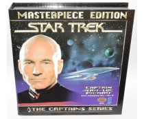 Star Trek Masterpiece Edition Captain Jean-Luc Picard Set