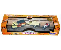 Hot Wheels Collectibles Cool Classics A Night at the Races Set