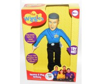 The Wiggles Squeeze & Play Anthony Doll
