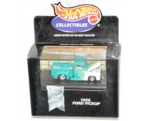 Hot Wheels collectibles 1956 Ford Pickup