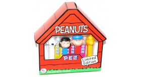 Peanuts Limited Edition PEZ Candy Dispensers Set