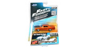 Jada Fast & Furious Dom's Plymouth Road Runner